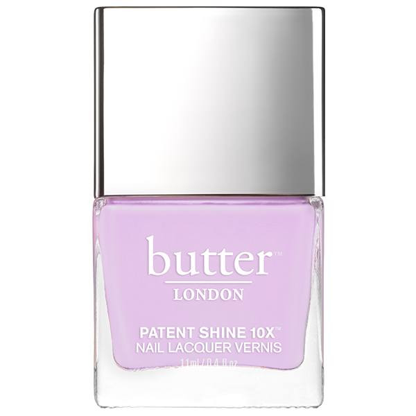 English Lavender Patent Shine 10X Nail Lacquer