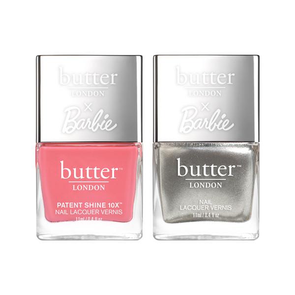 butter LONDON x Barbie™ Nail Lacquer Set