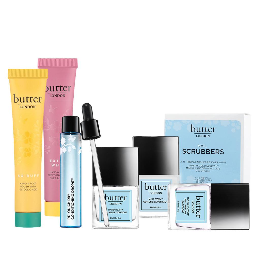 butter LONDON Ultimate Manicure Kit