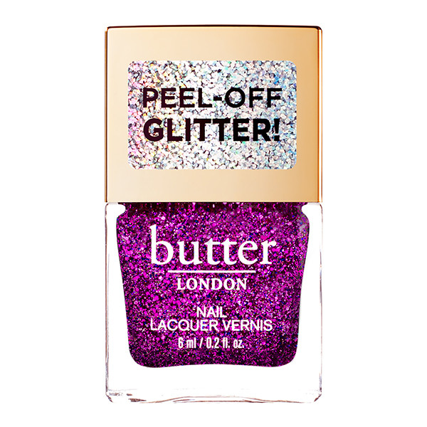 Cosmo Glazen™ Peel-Off Glitter Mini Nail Lacquer