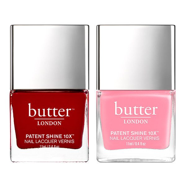 Bloody Queen Nail Lacquer Duo