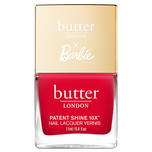 butter LONDON x Barbie™ Patent Shine 10X Nail Lacquer