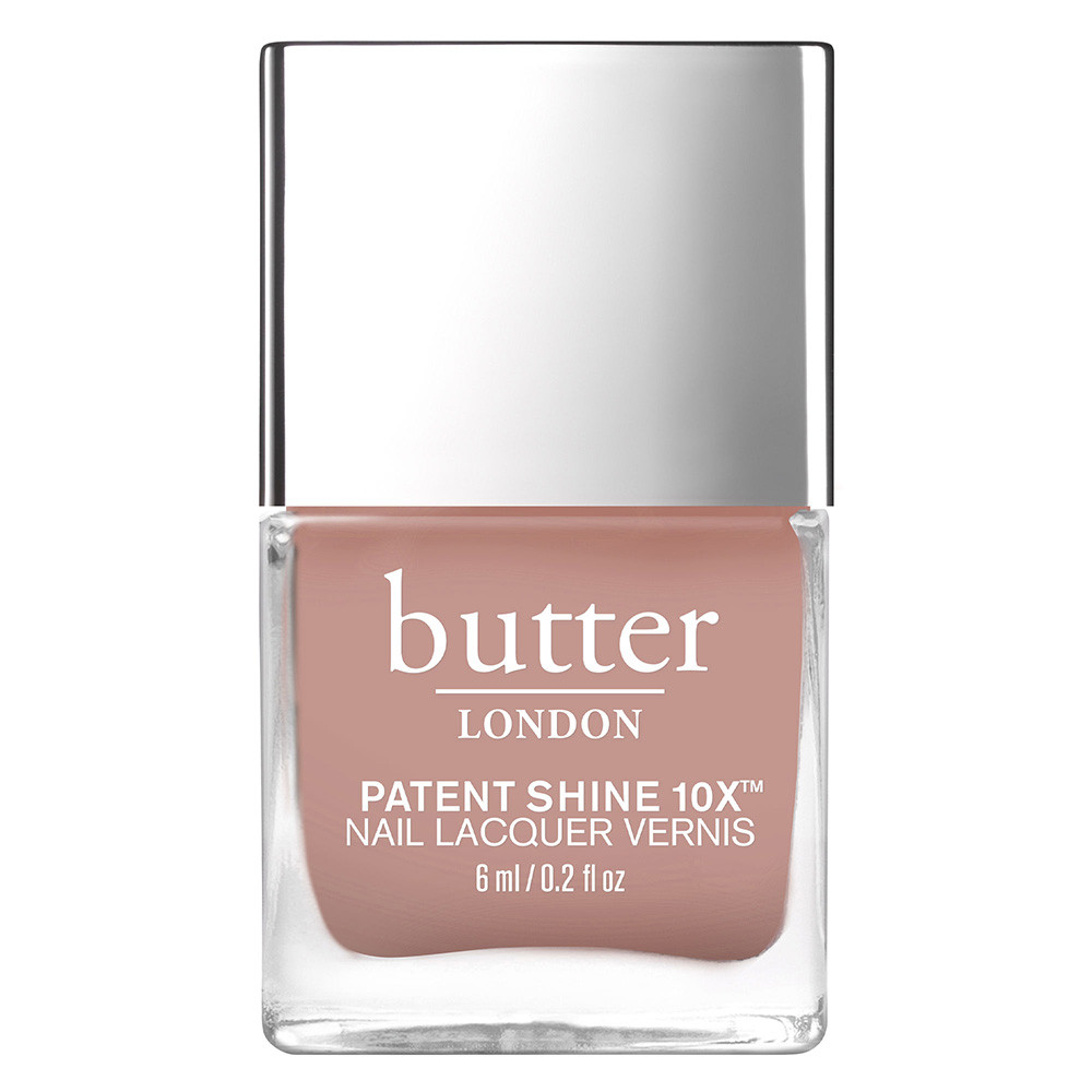 Mums the Word Mini Patent Shine 10X Nail Lacquer