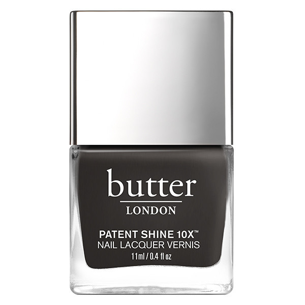 Earl Grey Patent Shine 10x™ Mini Nail Lacquer