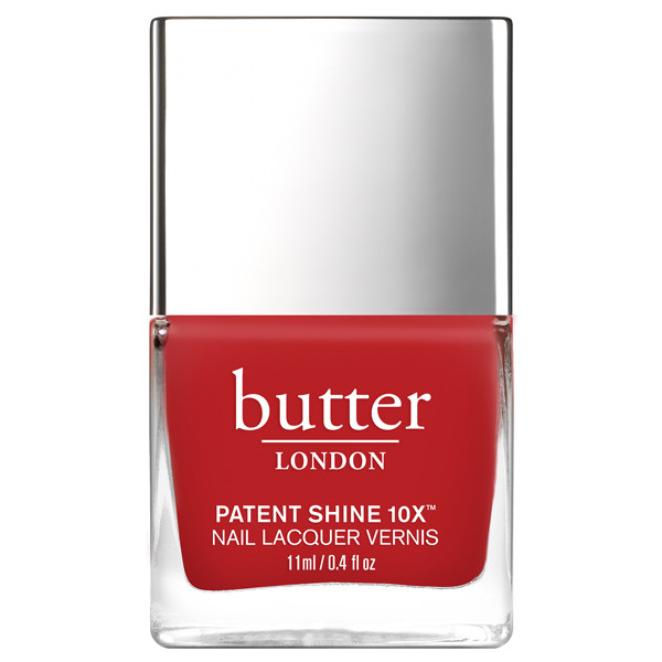 Come to Bed Red Patent Shine 10X Nail Lacquer