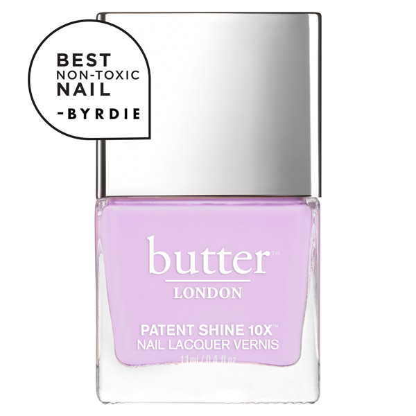 English Lavender Patent Shine 10X Nail Lacquer