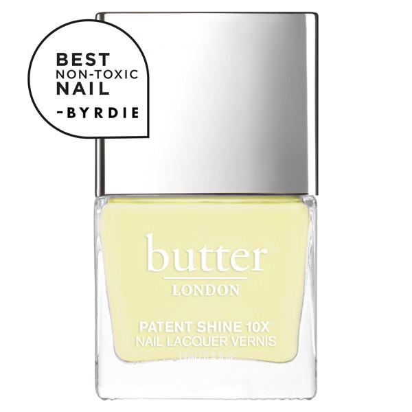 Lemon Drop Patent Shine 10X Nail Lacquer