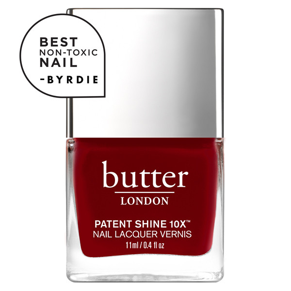 Regal Red Patent Shine 10X Nail Lacquer