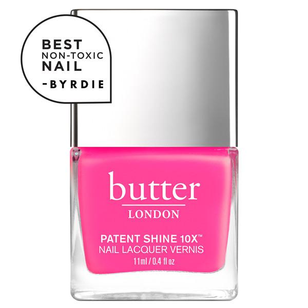 Strawberry Fields Patent Shine 10X Nail Lacquer