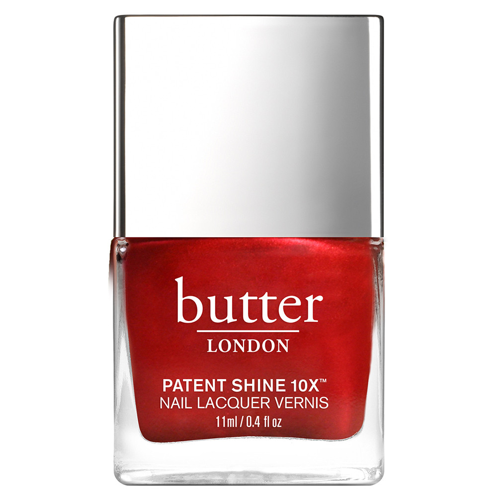 Knees Up Patent Shine 10X Nail Lacquer