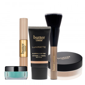 Full LumiMatte Complexion Collection in Light