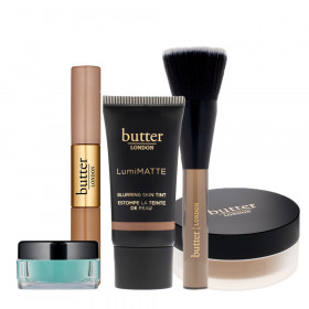 Full LumiMatte Complexion Collection in Tan