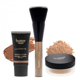 LumiMatte Complexion Collection in Tan