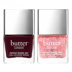 Vampy Brit Nail Lacquer Duo