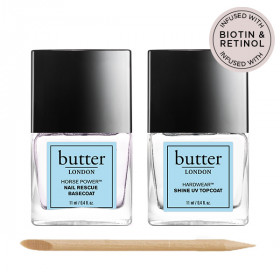 Top & Base Coat Duo - 25% Savings!