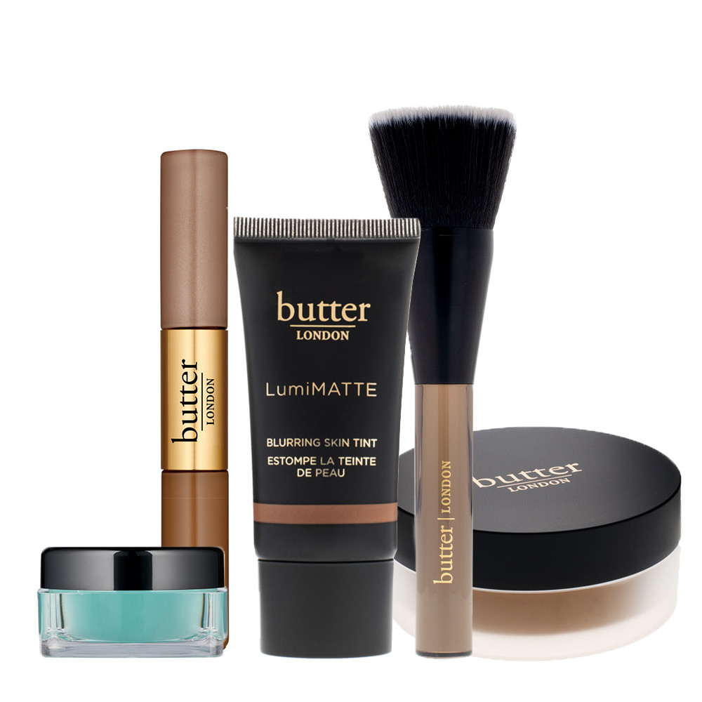 Full LumiMatte Complexion Collection in Deep