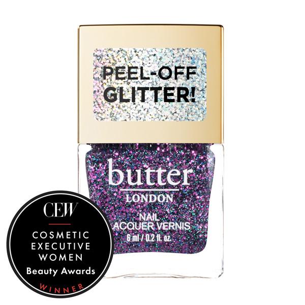 Galaxy Glazen™ Peel-Off Glitter Mini Nail Lacquer