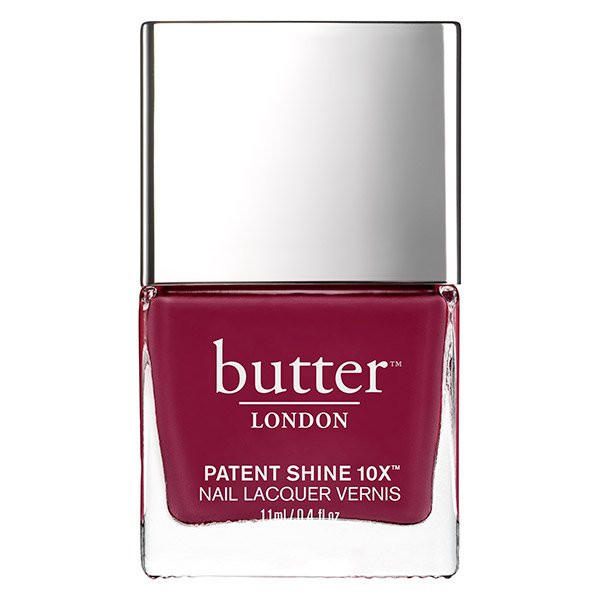 Broody Patent Shine 10X Nail Lacquer