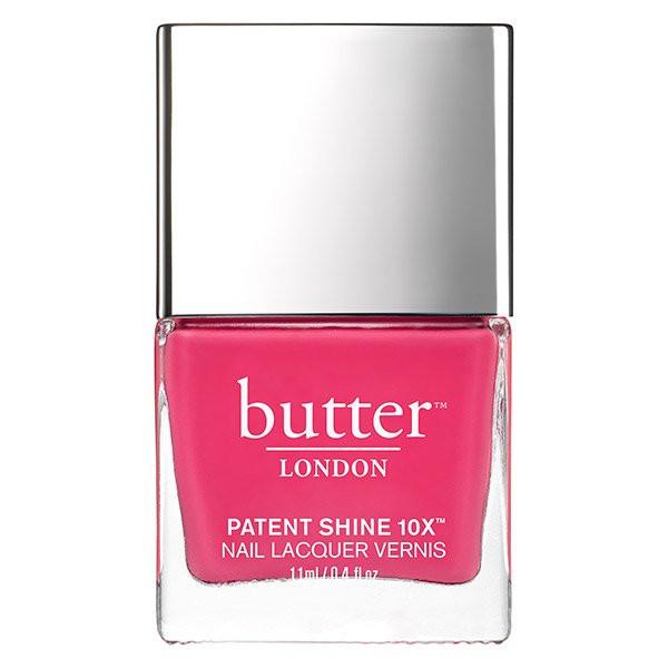 Flusher Blusher Patent Shine 10X Nail Lacquer