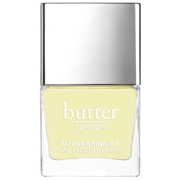 Lemon Drop Patent Shine 10X Nail Lacquer