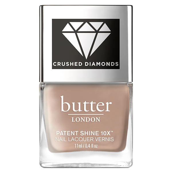 Solitaire Crushed Diamonds Patent Shine 10X™ Nail Lacquer