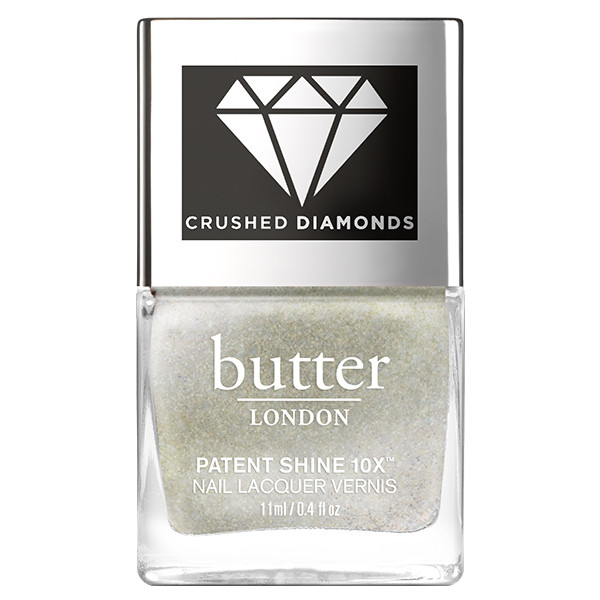 South Bank Crushed Diamonds Patent Shine 10x Nail Lacquer