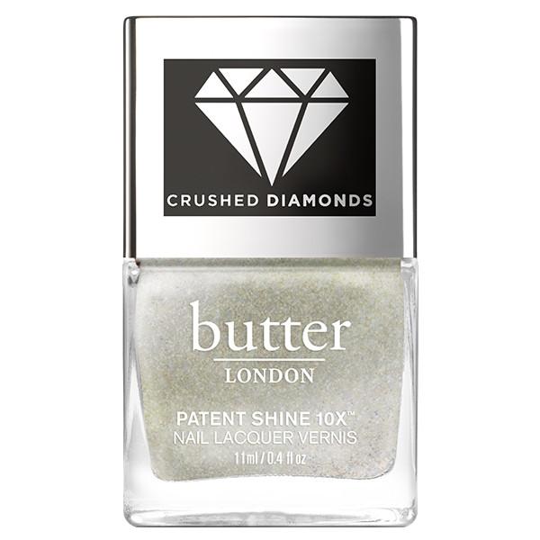 South Bank Crushed Diamonds Patent Shine 10x Nail Lacquer