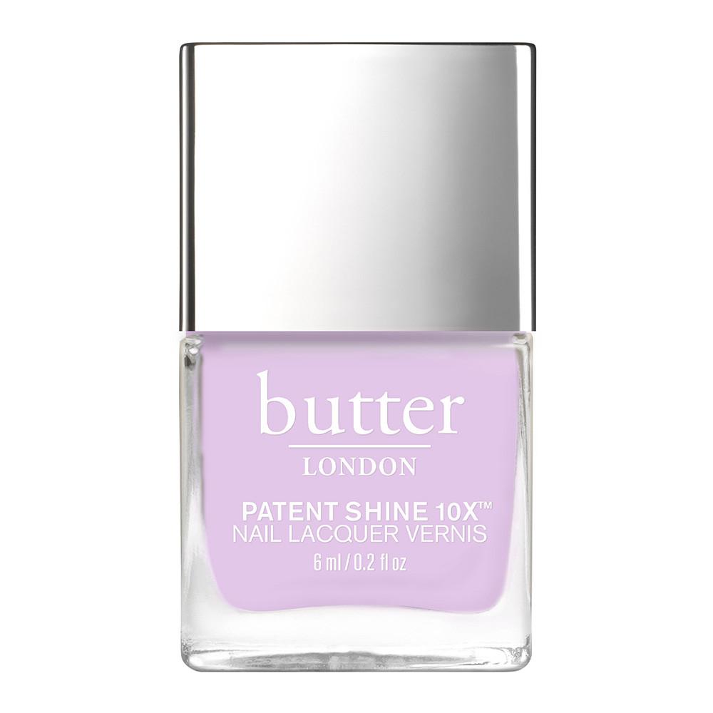 English Lavender Mini Patent Shine 10X Nail Lacquer