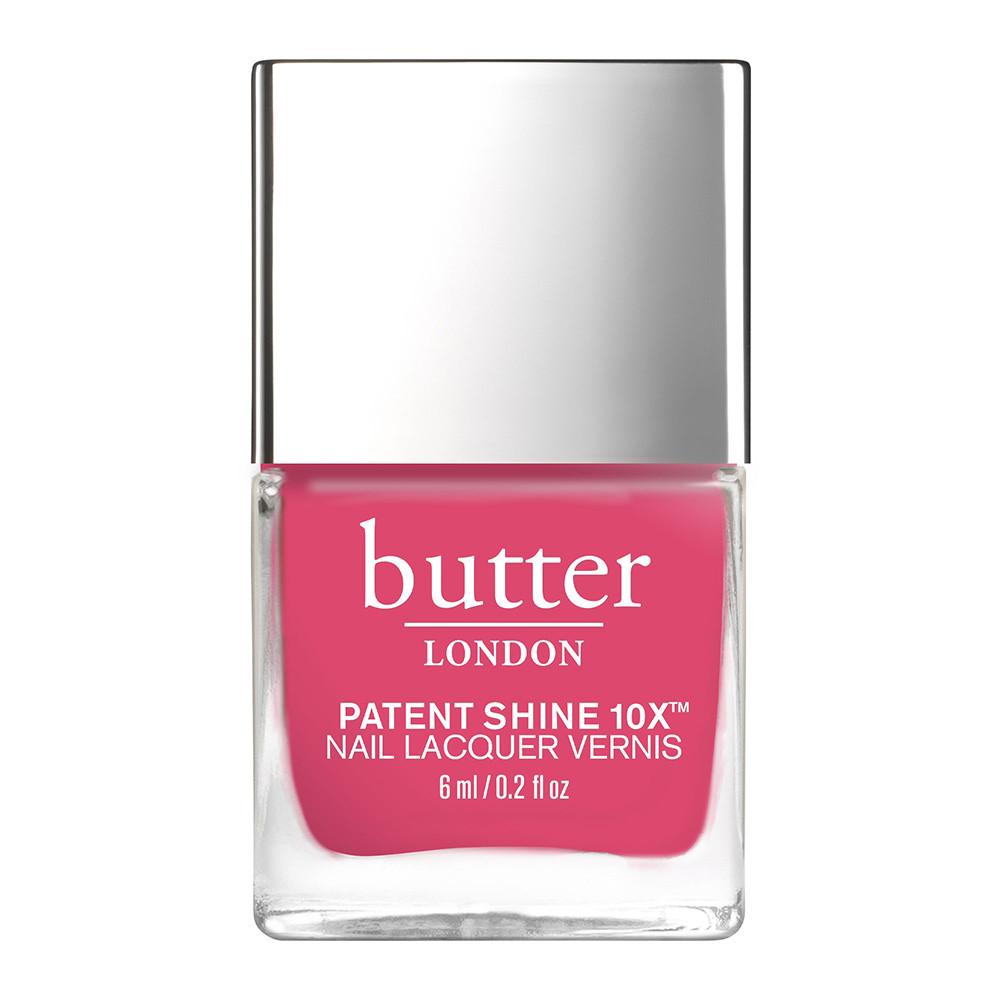 Flusher Blusher Mini Patent Shine 10X Nail Lacquer