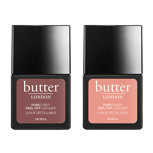 Posh and Flutter PURECURE™ Nail Lacquer Duo