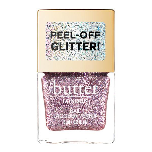 Glitz Glazen™ Peel-Off Glitter Mini Nail Lacquer