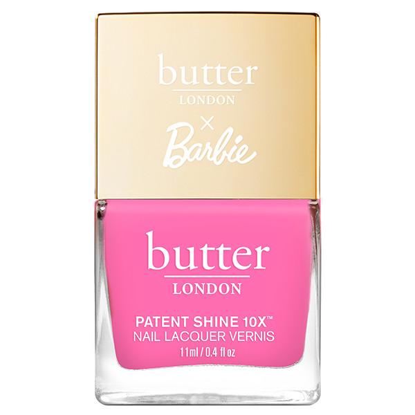 butter LONDON x Barbie™ Icon Patent Shine 10X Nail Lacquer