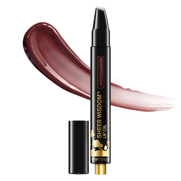 Sheer Wisdom™ Lip Oil Rich Nutmeg