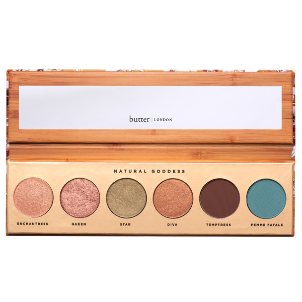 Natural Goddess Eye Shadow Palette