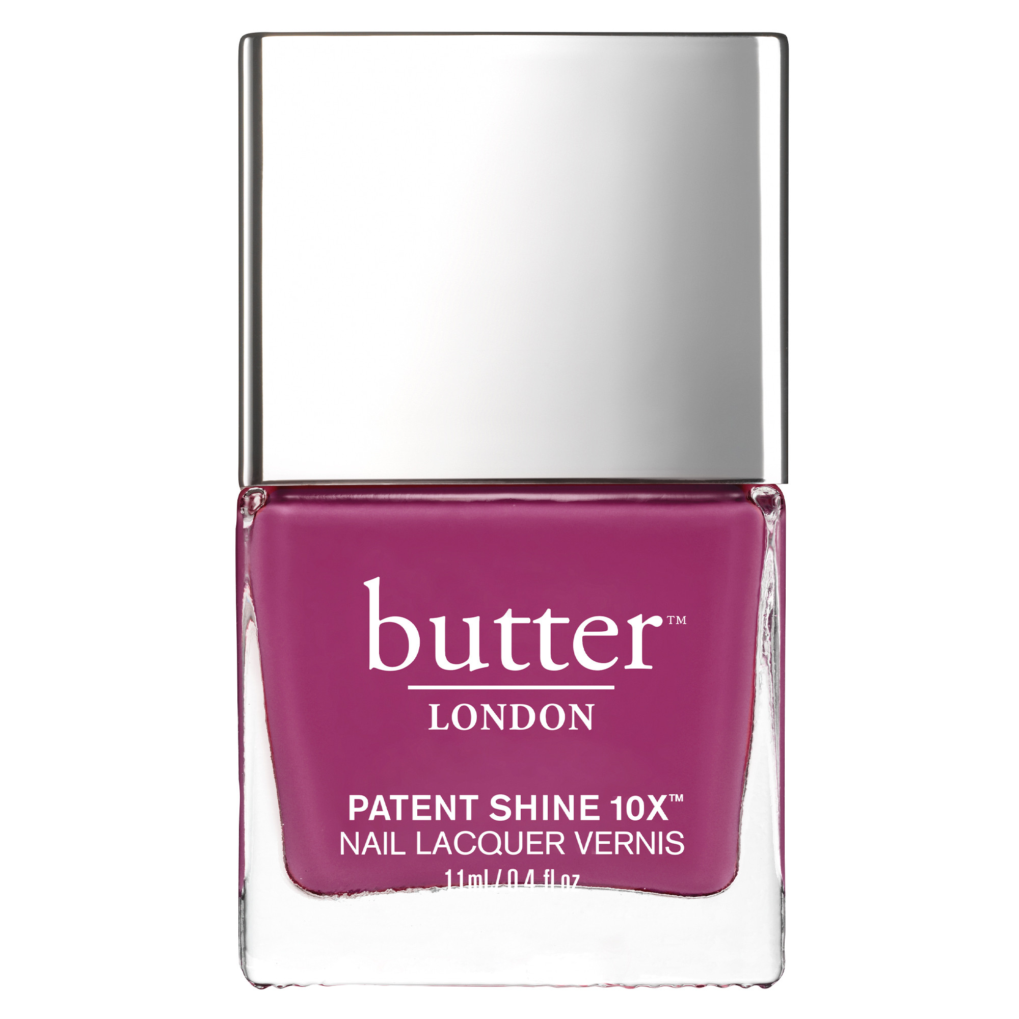 Bonkers Patent Shine 10X Nail Lacquer