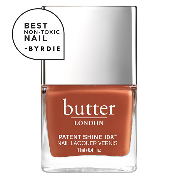 Keep Calm Patent Shine 10X Nail Lacquer
