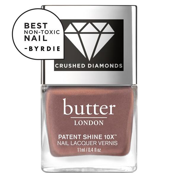 Rock Crushed Diamonds Patent Shine 10X™ Nail Lacquer
