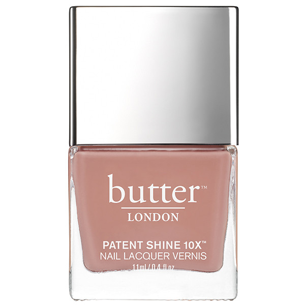 Mums the Word Patent Shine 10X Nail Lacquer