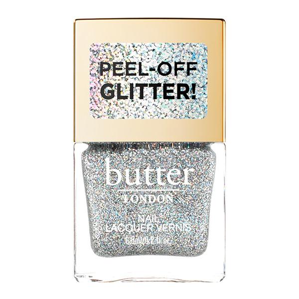 Supernova Glazen™ Peel-Off Glitter Mini Nail Lacquer