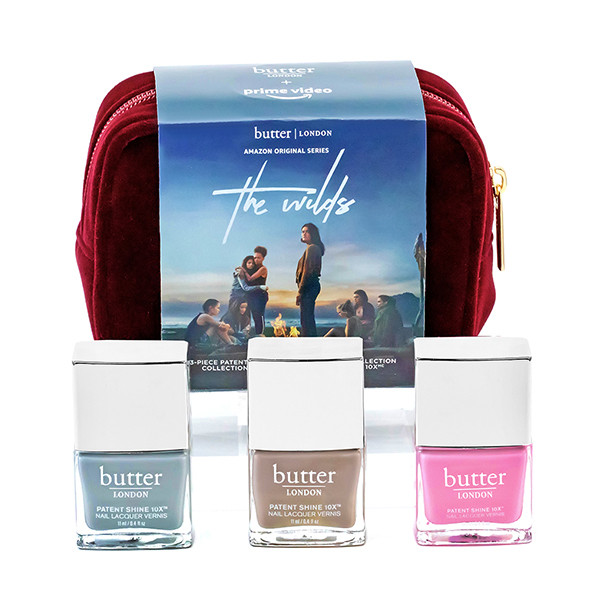 The Wilds x butter LONDON Nail Collection