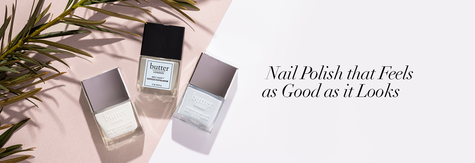 Nail polish that feels as good as it looks