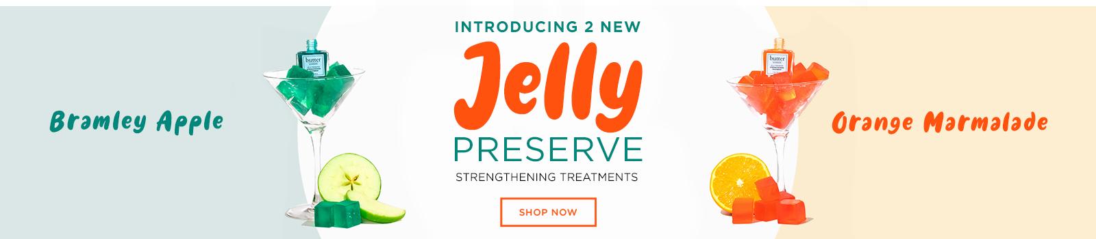 New Jelly Nail Treatments